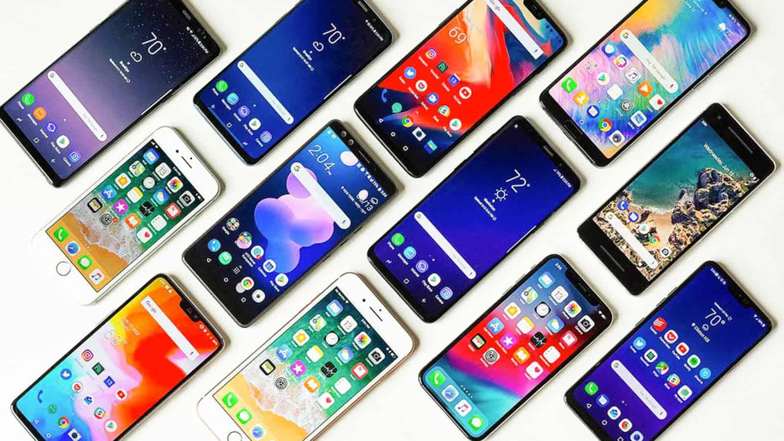 топ смартфонов 2020