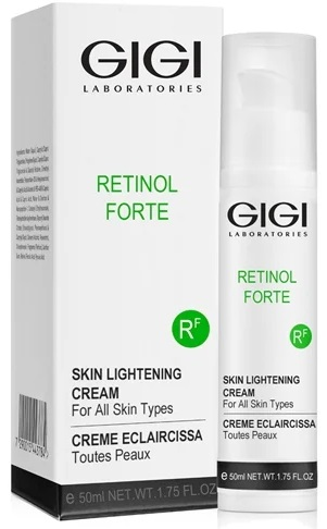 Gigi Retinol Forte Skin Lightening Cream