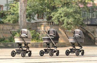 лучшие коляски для новорожденных
