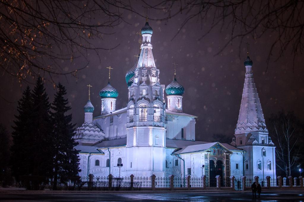 Куда можно сходить в Ярославле
