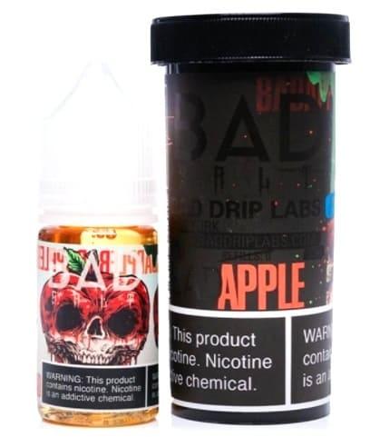 Bad Salt Bad Apple