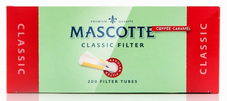 гильзы для сигарет Mascotte
