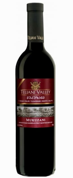 Teliani Valley Mukuzani