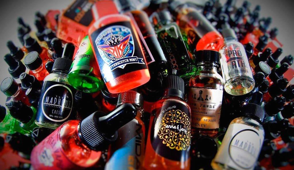 жидкость для e-сигарет