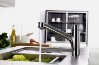 смеситель для кухни - рейтинг