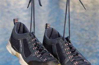 кроссовки сохнут после стирки на улице