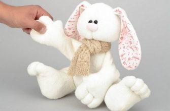 чистка мягких игрушек своими руками
