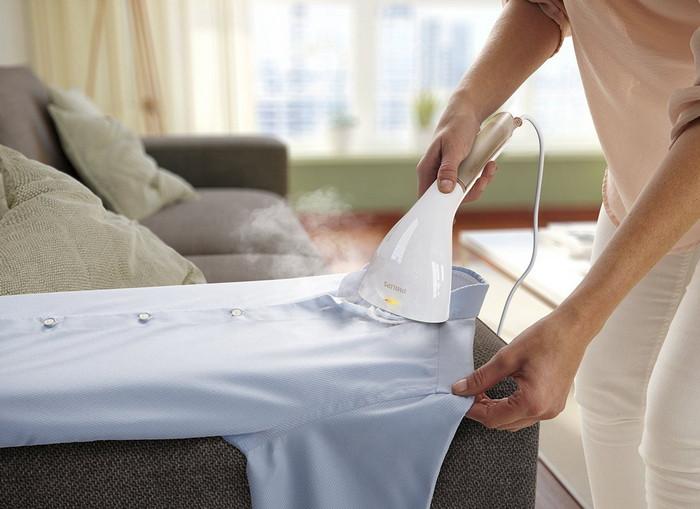 отпариватель для одежды вместо утюга