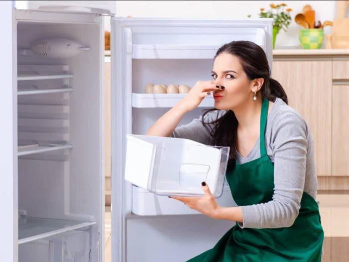 обязательно мыть холодильник
