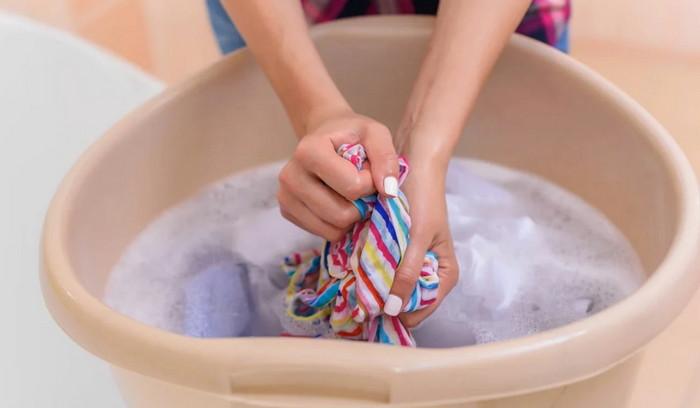 отстирать кухонные полотенца без кипячения